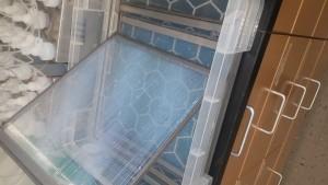 HCl bath
